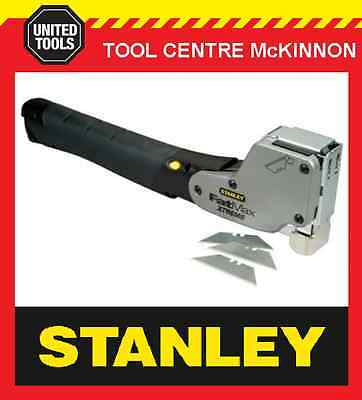 Stanley Pht350T Fatmax Xtreme Hammer Tacker Stapler With Blade