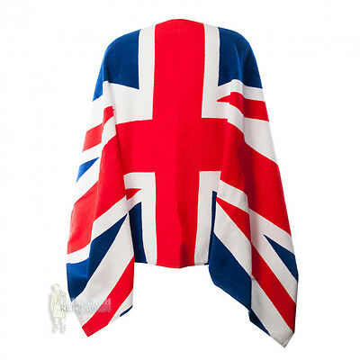 Beach Towel - Union Jack Flag - Hit The Pool In Style This Year!