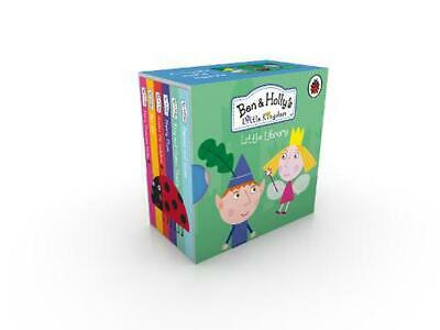 Ben and Holly's Little Kingdom: Little Library by Ladybird (English) Board Book