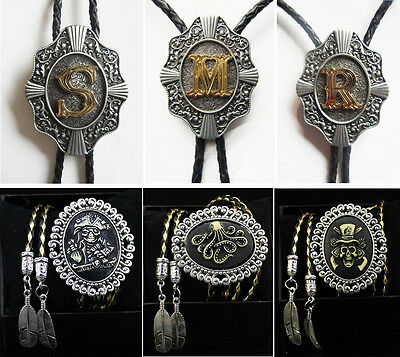 Indian Western Cowboy Bolo Ties Rodeo Dance Bola Tie Shirt Necktie Bootlace Tie
