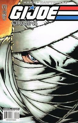 GI Joe - Origins -Issue # 2 - Cover A - March 2009 - IDW - NM (1858)