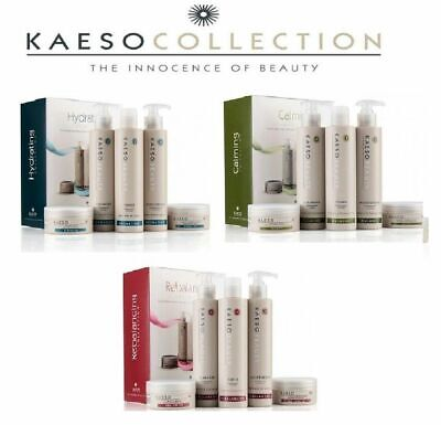 Kaeso Professional Skin Care Kits - All Skin Types - Individual Items Available