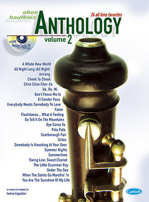 ANTHOLOGY - OBOE VOL. 2 - Andrea Cappellari