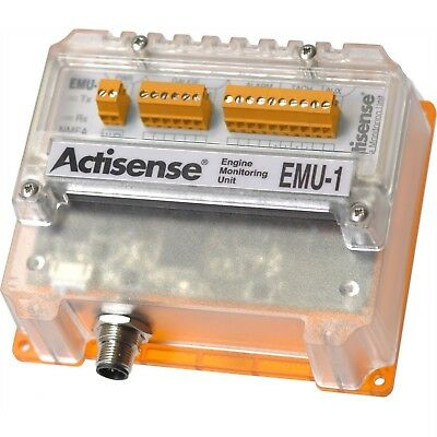 Actisense EMU-1-BAS NMEA 2000 Engine Monitoring Unit