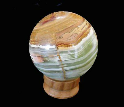 Gemstone Sphere - Jasper Crystal Spere