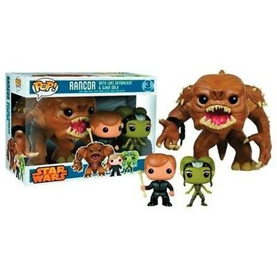 FunKo Star Wars - Rancor 6 inch with Luke Skywalker and Slave Oola US Exclusive