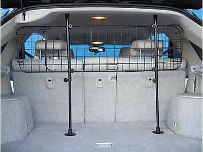 Car Dog Guard Pet Barrier Safety Protector for VAUXHALL CORSA D 07 ON DG2