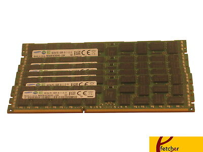 64GB (8X8GB) DDR3 1333 PC3-10600 ECC REGISTERER 240-PIN 1333MHZ for Servers & WS