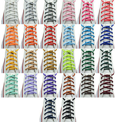 "2 Pairs Round Shoelace Athletic Sneakers Strings Shoelaces 27"",36"",45"",54"",63"""