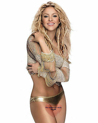 Shakira, 8X10 glossy & Other Paper Type  PHOTO PICTURE s6