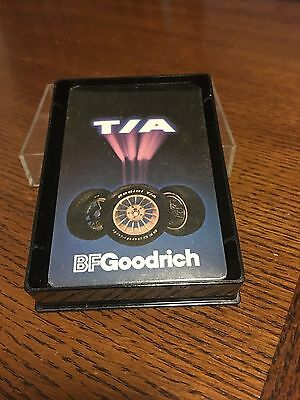 1 Pack of sealed BF GOODRICH T/A Tires Poker Playing Card set.