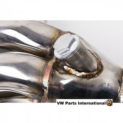 VW Polo 1.0 1.4 High Performance Decat 4 Branch Exhaust Manifold Direct Fit