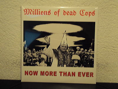 MILLIONS OF DEAD COPS - Now more than ever   ***OVP / sealed***