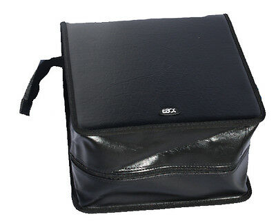 520 DISC CD DVD Holder DJ Storage Case Organizer Wallet Cover Bag Box