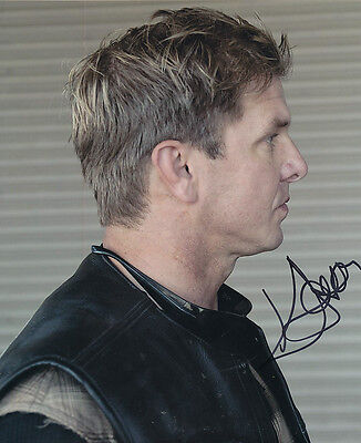 Kenneth Johnson In Person Signed Photo - A271 - Sons Of Anarchy