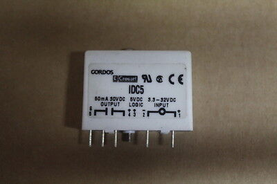 NEW 1PC GORDOS GA1-6B02 Solid State Relay PCB Mount Flat-Pack PC Mount 4-PIN