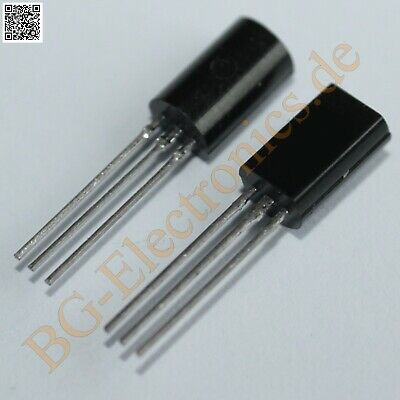 2 x 2SC3940A NPN Transistor For Low Frequency Output Ampl Toshiba TO-92L 2pcs
