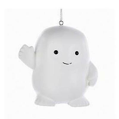 """DOCTOR WHO Official BBC 3"""" ADIPOSE Baby Resin Christmas ORNAMENT Holiday Adler"""