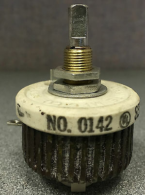 Ohmite Rheostat 3 Ohm 25 Watt - Part# 0142 - New