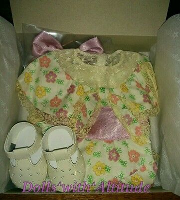 NEW American Girl Doll Kit's Summer Dress Spring Easter Floral Special Outfit