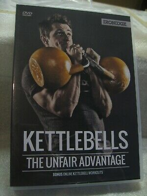 """""""new"""" Weight Training Dvd """"kettlebells - The Ultimate Workout Guide"""""""