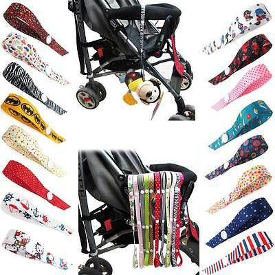 Toys Sippy Cup Link Strap For Baby Stroller Pram Pushchair Carriage HighChair