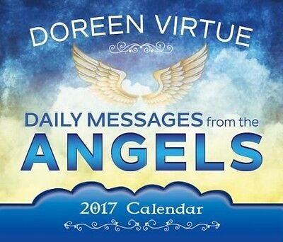 Daily Messages from the Angels by Doreen Virtue Daily Book (English)