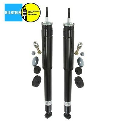 Pair Set of 2 Front Bilstein B4 Shock Absorbers for Mercedes W126 Base Std Susp