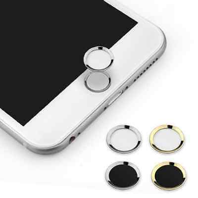 New Home Button Sticker for Apple iPhone 6 plus 5C 5S iPad AIR MINI 2 3 Touch ID