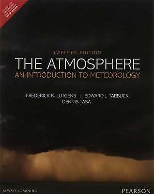Introduction to meteorology by franklyn w cole 1000 picclick the atmosphere an introduction to meteorology by frederick k lutgens edwa fandeluxe Choice Image