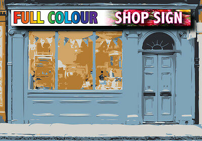SHOP SIGN Rigid Board Printing 5mm Thick Waterproof Outdoor Foamex - TOP QUALITY