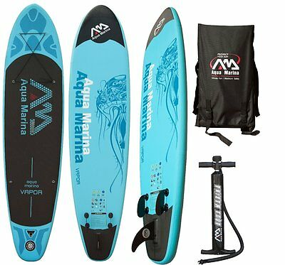 AQUA MARINA VAPOR SUP Stand Up Paddle Board