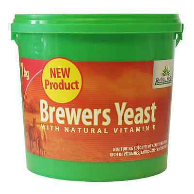 Global Herbs - Brewers Yeast 1kg