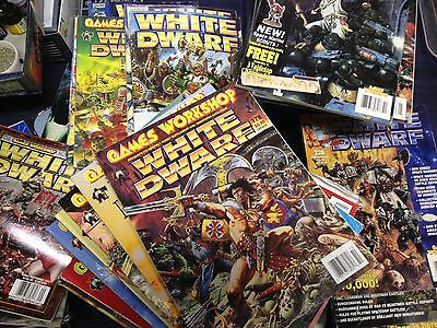 White Dwarf Magazine - Issues 1 to 231 (1977 - 1999) on Disc