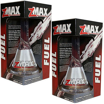 2 x zMAX Fuel Treatment (12oz.) Fuel Formula - 51112