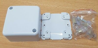 Small Junction Box - Box of 10