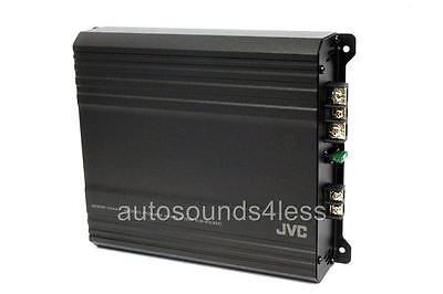 JVC KS-AX201 AX2 Series 500 Watt Monoblock Class AB Car Subwoofer Amplifier New