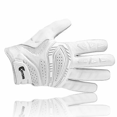 Cutters S650 The Gamer  Multi Position Handschuh, weiß