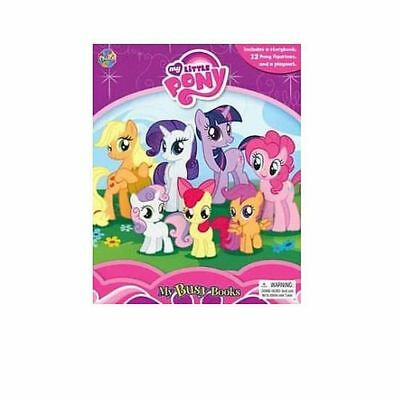 My Little Pony: My Busy Book Free Shipping!