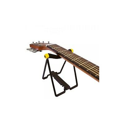 Hercules HA206 Foldable Guitar Neck Cradle Rest ideal for Changing Strings NEW