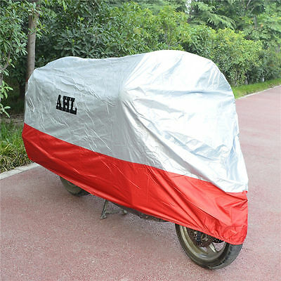 Motorcycle Waterproof Rain Dust Cover Proctector XXXL For Honda GL1800 Gold Wing