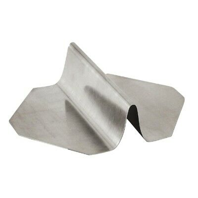 Sandwich Guard Stainless Steel Cutter Toast Safety Cutting Slicing Kitchenware