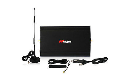 HiBoost C27G-5S Vehicle 4G LTE Mobile Cell Phone Signal Booster with Voice