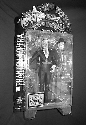 "Sideshow Universal Monsters Silver Screen Edition 8"" Phanom Of The Opera"