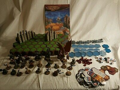 Large Hero Scape Build and Battle Game System Lot