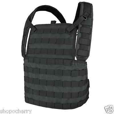 New Black Condor MCR1 MOLLE Modular Chest Rig I Tactical Plate Carrier Vest