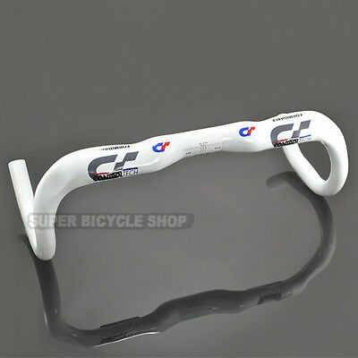 CONTROLTECH Formidable Alloy Handlebar 31.8x420mm White