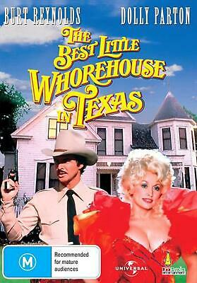 The Best Little Whorehouse In Texas - DVD Region 4 Free Shipping!