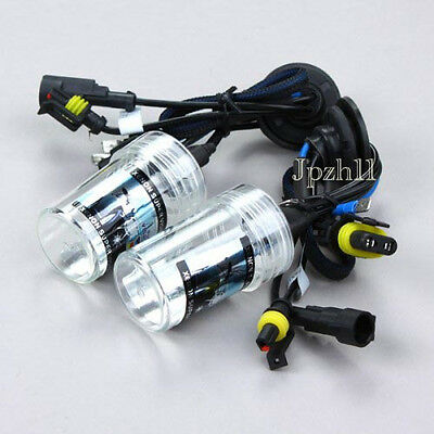 2x Car 35W HID Xenon Headlight Lamp Head Light For H7R Bulbs Replacement NEW