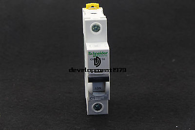 1PCS New Schneider small IC65N 1P C1A air circuit breaker switch